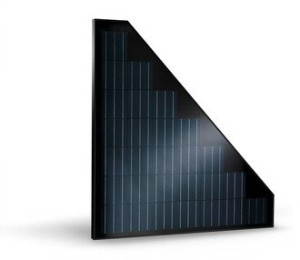Trienergia triangular PV modules